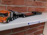 Scania  10 x 4  van  van  der  Vlist.
