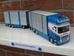 Scania  van  van  Rooyen  uit  Woerden.