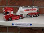 Scania  met  onderlosser  van  Mattersdorfer.