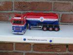 Scania  P. van  de  Wouw  uit  Wouw  nieuw  in  doos.