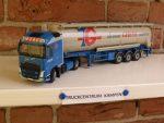 Volvo  FH4  van  Gheys  Logistics  uit  Genk. { B.}
