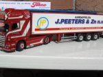 Scania  van  J.  peeters   uit  Booischot.