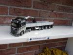 """Scania  van  Jacob  Schipper  uit  t"""";Harde."""