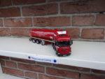 Scania  6 x 2  van  Taylors  uit  Aberdeen.