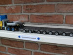 Low  Loader –  6  Axle / dolly  –  2  Axle.