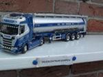 Scania  van H. J. van  Bentum  uit  Woudenberg.
