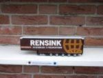 Losse  oplegger  van  Rensink  uit  Almelo.