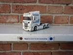 Scania  R  Normal  6 x 2  van  Sneepels.