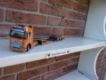 Volvo  FH4  Trucktransporter  van  Clean  Mat.