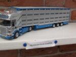 Scania  Topline  van  Middelman  uit  Ederveen.